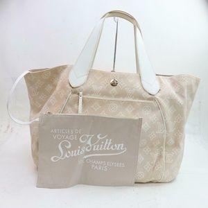 Louis Vuitton Tote Bag Cabas Ipanema Beach Line